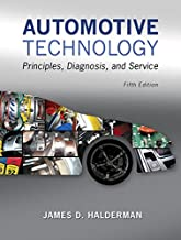 Automotive Technology: Principles, Diagnosis, and Service Plus MyLab Automotive with Pearson eText -- Access Card Package (5th Edition) (Automotive Comprehensive Books)