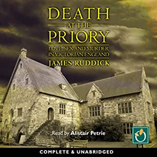 Death at the Priory cover art