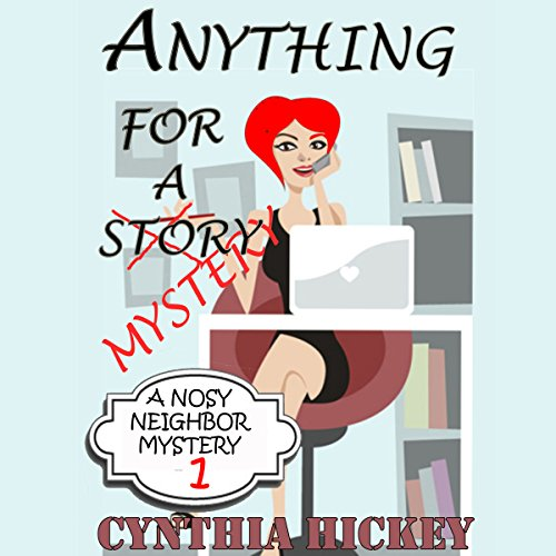 Couverture de Anything for a Mystery