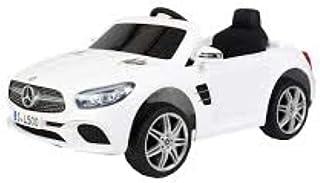 Megastar - Licensed Ride On Mercedes Sportster Coupe,White , SKU - S301White