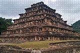 Puzzle per adulti Papantla El Tajin Mexico Puzzle 1000 pezzi regalo di souvenir da viaggio in legno