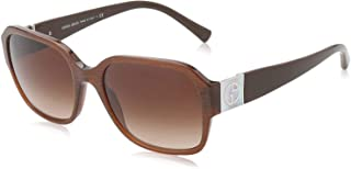 جورجيو ارماني نظارة شمسية للرجال ، بني ، 8022H 54 5155 13