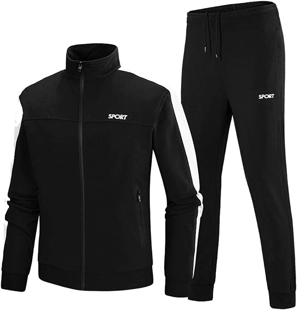 Ranking TOP2 Hanwe Men's Tracksuit Athletic Gym Ranking TOP11 Jogging Sui Sweatsuits Casual