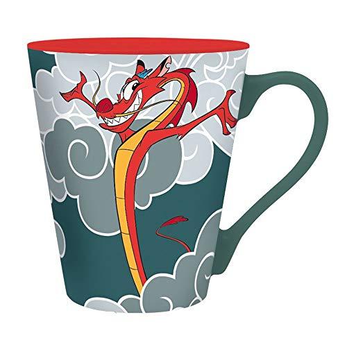 Mulan - mok koffiemok - Mushu - geschenkdoos