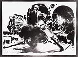 Poster 007 James Bond Affiche Handmade Graffiti Street Art - Artwork