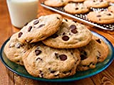 Perfect Soft and Chewy Chocolate Chip Cookies Recipe
