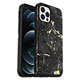 OtterBox Symmetry Series Case for iPhone 12 & iPhone 12 Pro - Enigma (Black/Enigma Graphic) (77-65949)
