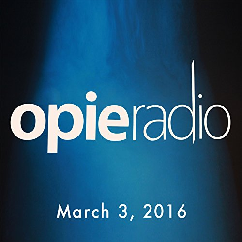 Opie and Jimmy, Sherrod Small, March 3, 2016 audiobook cover art