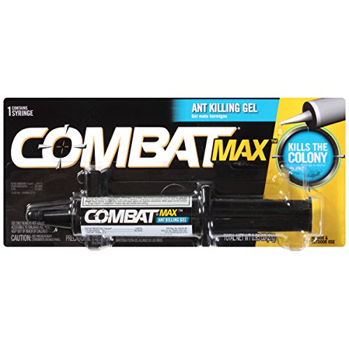 powerful Combat 10023400973061 Gel for killing indoor and outdoor ants, 27 grams.