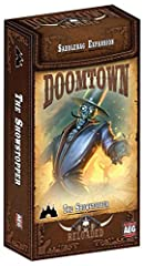 This expansion requires Doomtown Reloaded core game to play.