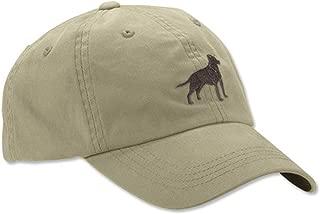 dog logo hat