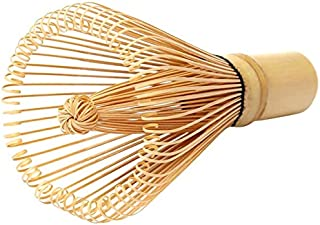 Oban Bamboo Matcha Green Tea Whisk Set Japanese Ceremonial Matcha Chasen for Green Tea Powder Matcha Ceremony 100 Prong