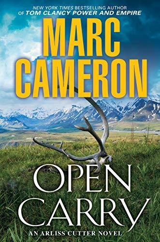 Image of Open Carry: An Action Packed US Marshal Suspense Novel (An Arliss Cutter Novel)