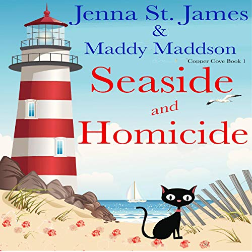 Seaside and Homicide cover art