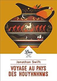Voyage au pays des Houyhnhnms par Jonathan Swift