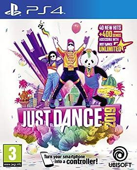 just dance 2019 ps4 camera