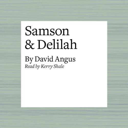 Samson & Delilah audiobook cover art