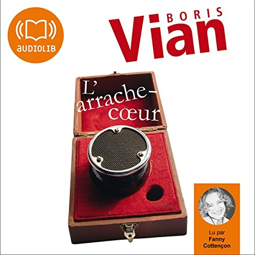 [Livre Audio] Boris Vian - L'arrache-coeur [mp3 128kbps]