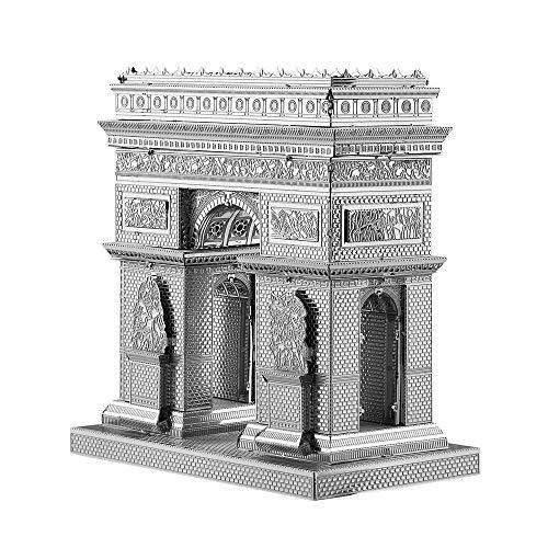 Piececool 3D-Modellbausätze für Erwachsene, aus Metall, Laserschnitt, Puzzles