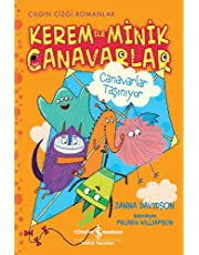 Kerem ile Minik Canavarlar - Canavarlar Taşınıyor: Çılgın Çizgi Romanlar
