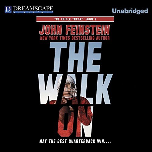 The Walk On audiobook cover art