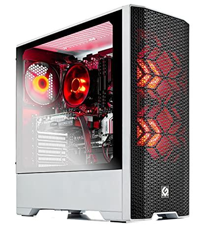 SkyTech Blaze 3.0 Gaming Computer PC Desktop - Intel i3-10100F, GTX 1650, 500GB SSD, 8GB DDR4 3000,...