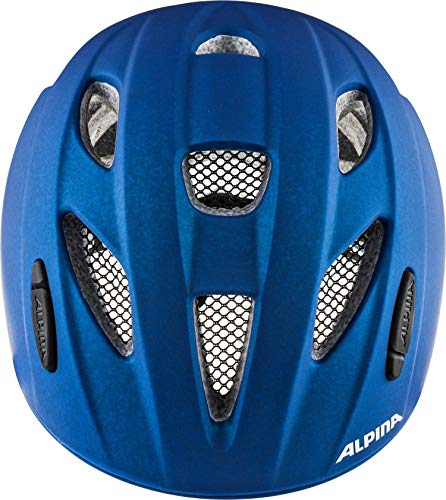 Alpina Unisex Jugend XIMO L.E. Fahrradhelm, Blue, 45-49 cm - 2