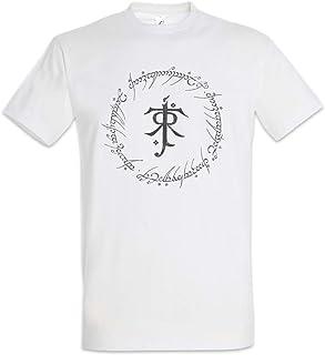 Urban Backwoods Ring Text Camiseta De Hombre T-Shirt