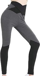 Sodossny-JP ヨガレギンスを実行している女性の足首レガシィトレーニング