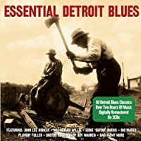 Essential Detroit Blues by Various Artists