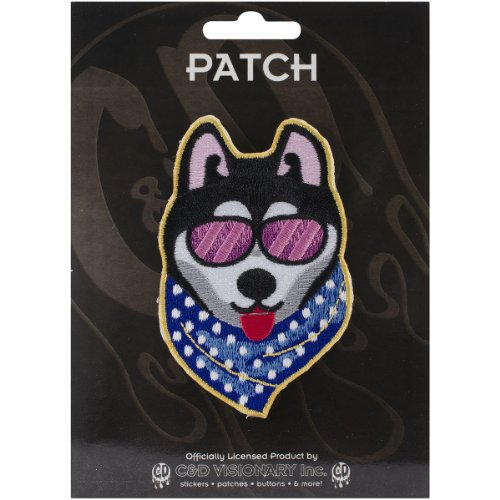 Application Patch cool Dog