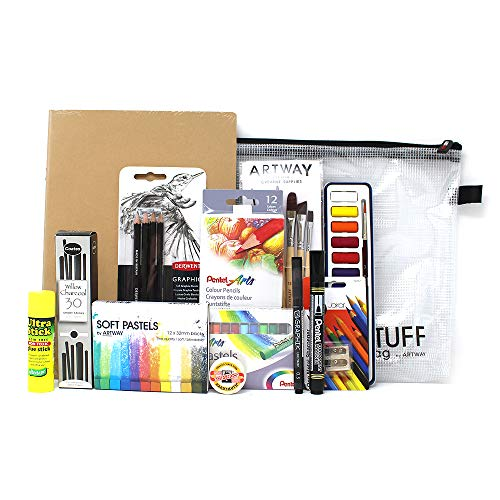 Artway Art Kit - Ideal for GCSE ...