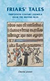 Image of Friars' Tales: Sermon Exempla from the British Isles (Manchester Medieval Sources)
