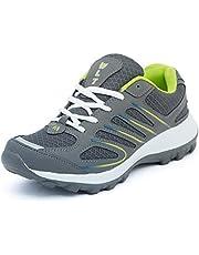 ASIAN Men's Bullet-02 Grey Green Walking,Sports,Gym,Running Shoes