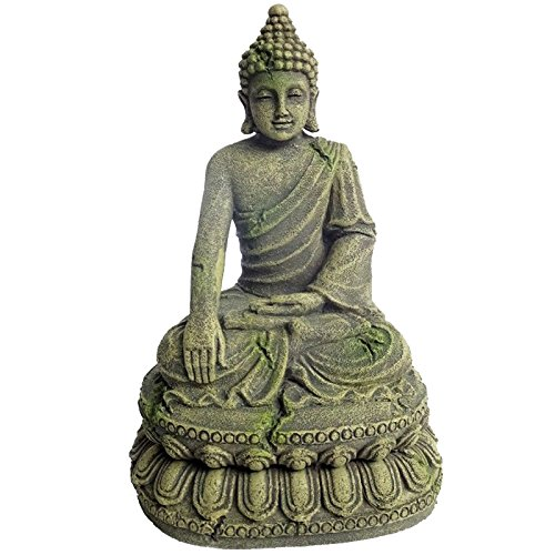 Europet Bernina 234-429600 Aquariumdekoration Aqua Della Bayon-Buddha 3