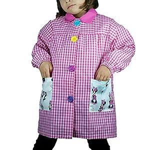 KLOTTZ - BABY MINNIE GUARDERIA BATA ESCOLAR Niñas color: FUCSIA talla: 2