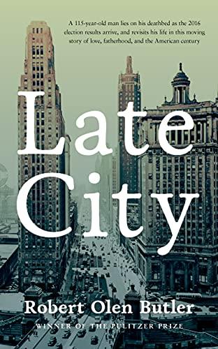 Late City (English Edition)