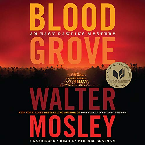 Blood Grove Audiobook By Walter Mosley cover art