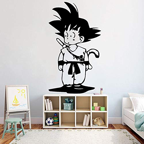 Wopiaol Dragonball Muurstickers Home Decoration Accessoires voor kinderkamer Decor Vinyl Kinderkamer Muurtattoo Creative Muurschilderingen
