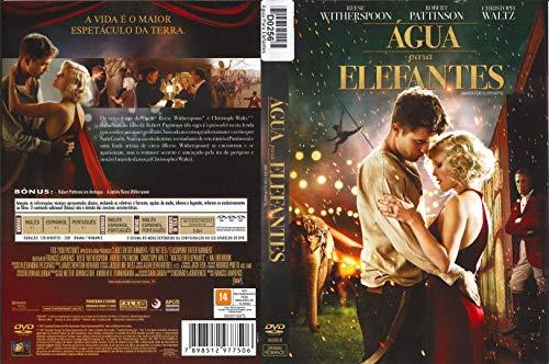 DVD Àgua para Elefantes usado