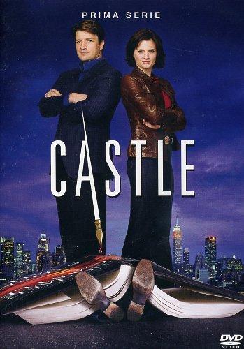 Castle - Serie 01 (3 Dvd) [Italian Edition]