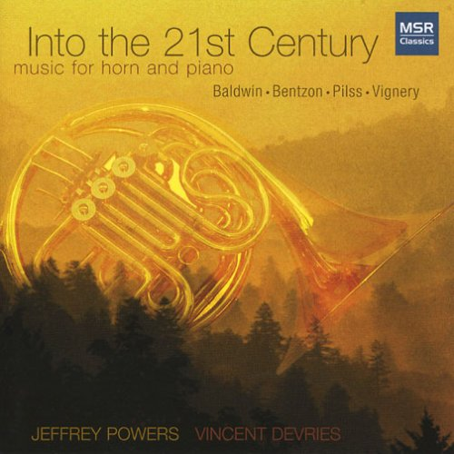 Into the 21st Century - Music for Horn and Piano