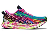 ASICS Women's Noosa Tri 13 Running Shoes, 8M, Digital Aqua/HOT Pink