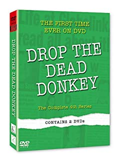 Drop The Dead Donkey - The Complete 4th Series