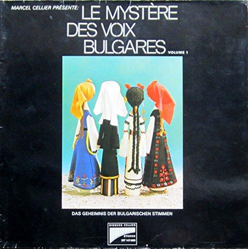 Presente le mystère des voix bulgares Vol.1 / Vinyl record [Vinyl-LP]