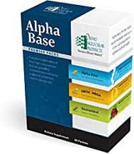 Ortho Molecular Products Alpha Base Premier Packets, 30 Count