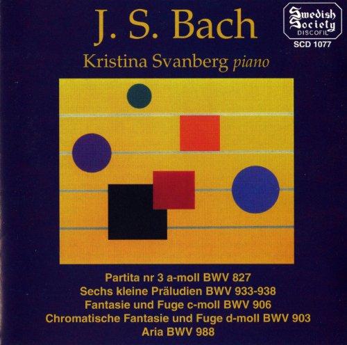Keyboard Partita No. 3 in A Minor, BWV 827: VII. Gigue