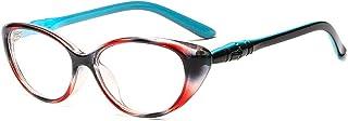 Aiweijia Cat Eyesglasses Unisex Plastic All frames Reading glasses 1.00 to 3.5