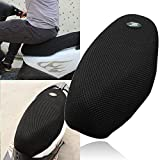 UNAKIM--New Waterproof 3D Breathable Mesh Net Scooter Moto Moped Seat Cushion Cover Mat