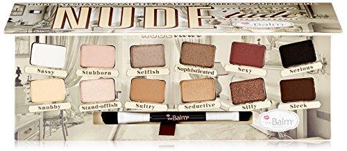 theBalm Eyeshadow Palette, Nude 'tude